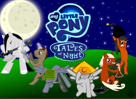 My Little Pony: Tales of Night by NinjaPaul
