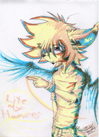 Lite My Heavens by nightmarn