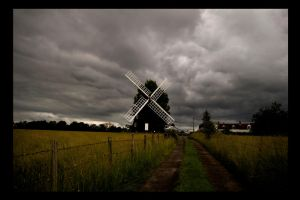 The Windmill 3 by TheAcolyte