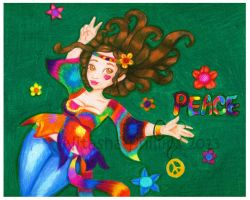 100 theme art list 6 PEACE by Tanis711