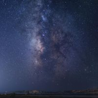Milky Way @ Pylos by Rockwaved