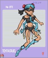 Tentacruel by Peach-Jelly