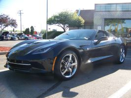 2014 Corvette Stingray by PhotoDrive