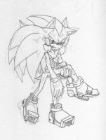 Sonadow - Carry You by BlueNeedle-Inu