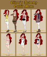 EA Outfit Meme - Henley  by HollieBiscuit