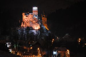 Bran Castle by TheDude6