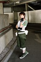 Rebecca Chambers by Leonie-Heartilly