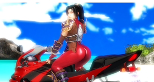 Taki and Bike by witch-hunting