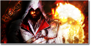 Ezio - Asssassins Creed by Noxington