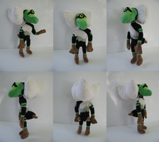 Centipeetle (Sold) by Charitynorn