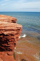 red cliffs by LucieG-Stock