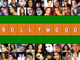 Bollywood Wallpaper Pt II by dreamweaver71