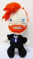 Team Coco : Conan O'Brien Doll by Nissie