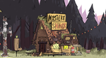 The Mystery Shack by benevolent-angel94
