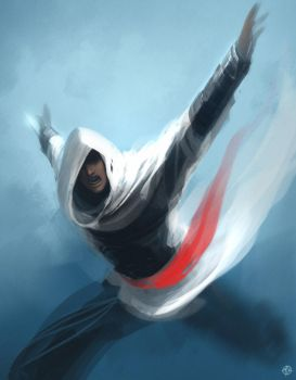 Altair SP by IronShrineMaiden