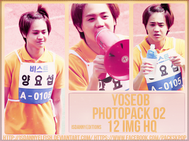 Yoseob (BEAST / B2ST) - PHOTOPACK#02 by JeffvinyTwilight