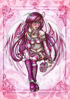 Pretty In Pink by RyouGirl