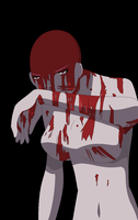 Elfen Lied-That All You Got Base by TFAfangirl14