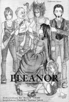 Eleanor Cover by Arenoth