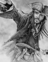 Captain Jack by MakeshaB