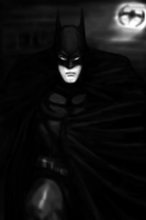 Batman by miks1984