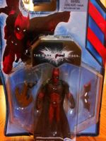 Completed Batpool Figure and Packaging by Cadmus130