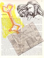 Thorin Oakenshield- Utility of Maps by lizstaley