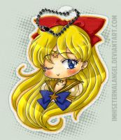 Eternal Sailor Venus Keychains by ImHisEternalAngel