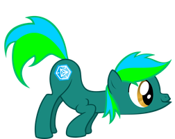 Ingress Pony by DerbyChai