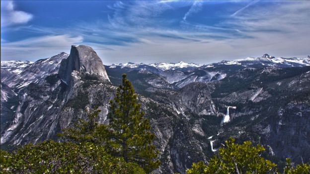 Yosemite HDR by makobsan