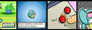 Squirtle: Always a Squirtle, Never a Wartortle by SHIBUYA401