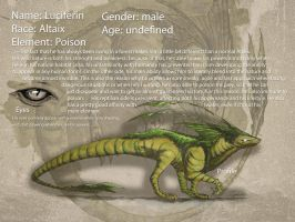 Luciferin - reference sheet by DavesPineapple