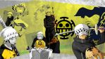 Trafalgar Law wallpaper by RollingStar89