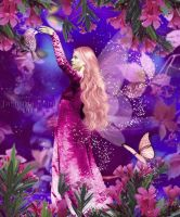 Pink Fairy Dreams by Jassy2012