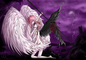 Fallen Angels by HayleyFeatRuki