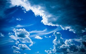 Clouds by trausse