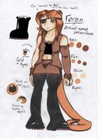 Contest entry 1 - Farren by my-biznezz