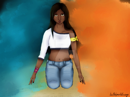 Bhadra ~10 years later by XxHakumixX