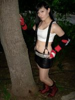 My Tifa's Cosplay by HittenDesign