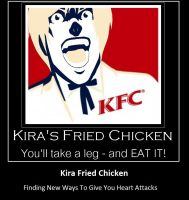 KFC - Kira Fried Chicken by Ninja-Klee