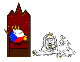 Czechia can into monarchy by SoaringAven