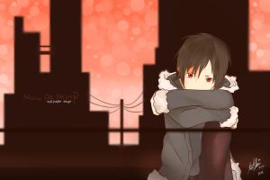 Izaya: Now or Never by arisa6398