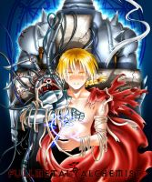 FMA Cross by DeEtta