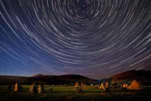 Circles at Castlerigg by Waylandscape