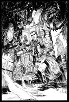 Aliens VS Blade Runner by deankotz
