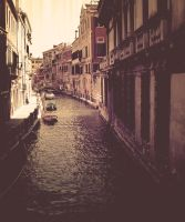 Venice Canal by 1darkstar1