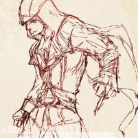 Ezio has a long name by keikana
