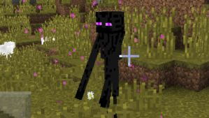 A loving enderman by Stampy-cat