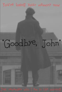 Goodbye, John by SerendipityDreamer