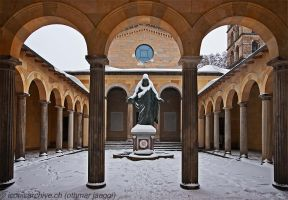 Potsdam in winter by iconicarchive